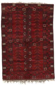 Afghan Khal Mohammadi Rug 157X226 Authentic  Oriental Handknotted Dark Red (Wool, Afghanistan)