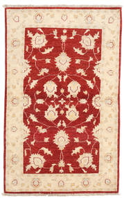 Ziegler Ariana Rug 87X140 Authentic  Oriental Handknotted Rust Red/Beige (Wool, Afghanistan)