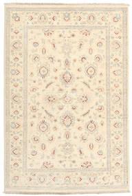 Ziegler Ariana 絨毯 116X176 オリエンタル 手織り ベージュ/ライトピンク (ウール, アフガニスタン)