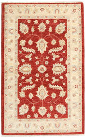 Ziegler Ariana Rug 90X146 Authentic  Oriental Handknotted Rust Red/Beige (Wool, Afghanistan)