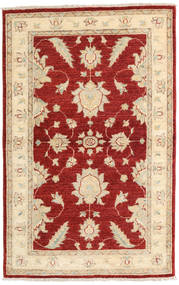 Ziegler Ariana Rug 92X146 Authentic Oriental Handknotted Light Brown/Beige (Wool, Afghanistan)