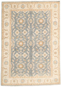 Ziegler Ariana Rug 145X206 Authentic  Oriental Handknotted Light Brown/Beige/Light Grey (Wool, Afghanistan)
