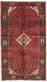 Hosseinabad Dywan 147X255 Orientalny Tkany Ręcznie Ciemnoczerwony/Brązowy (Wełna, Persja/Iran)