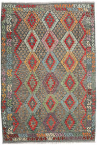 Alfombra Kilim Afghan Old style ABCZC252