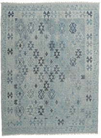 Kilim Afghan Old style carpet ABCZC61