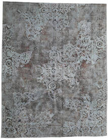 Vintage Heritage Rug 285X361 Authentic  Modern Handknotted Light Grey/Dark Grey Large (Wool, Persia/Iran)
