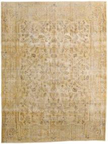 Vintage Heritage Rug 267X357 Authentic  Modern Handknotted Light Brown/Dark Beige Large (Wool, Persia/Iran)