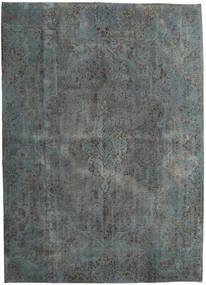 Vintage Heritage Rug 299X419 Authentic  Modern Handknotted Dark Grey/Blue Large (Wool, Persia/Iran)