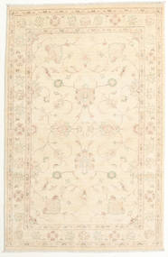 Ziegler Ariana Rug 118X183 Authentic  Oriental Handknotted Beige/Yellow (Wool, Afghanistan)