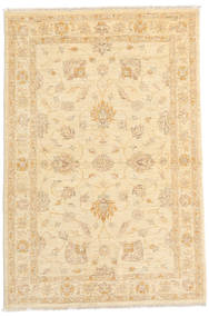 Ziegler Ariana Rug 112X172 Authentic  Oriental Handknotted Beige/Dark Beige/Yellow (Wool, Afghanistan)