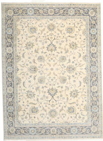 Ziegler Ariana Rug 243X340 Authentic  Oriental Handknotted Beige/Light Grey (Wool, Afghanistan)