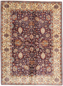 Ziegler Ariana Rug 173X236 Authentic  Oriental Handknotted Dark Brown/Dark Red (Wool, Afghanistan)