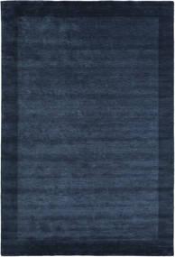 Handloom Frame - Dark Blue Rug 200X300 Modern Dark Blue/Blue (Wool, India)