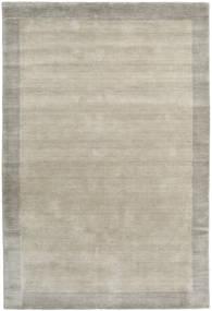 Handloom Frame - Greige Tapis 160X230 Moderne Gris Clair (Laine, Inde)