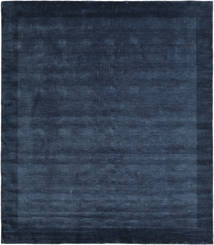 Handloom Frame - Azul Escuro Tapete 250X300 Moderno Azul Escuro/Azul Grande (Lã, Índia)
