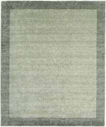Handloom Frame - Grey/Green Rug 250X300 Modern Light Green/Pastel Green Large (Wool, India)