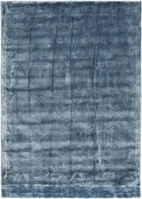 Crystal - Steel Blue Rug 140X200 Modern Dark Blue/Blue ( India)