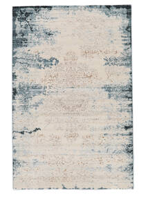 Alaska - Light Blue/Cream Rug 240X350 Modern Light Grey/Dark Beige ( Turkey)