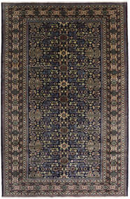 Ardebil Rug 175X266 Authentic  Oriental Handknotted Dark Red/Light Brown (Wool, Persia/Iran)