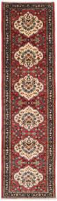 Mehraban Matto 82X292 Itämainen Käsinsolmittu Käytävämatto Tummanpunainen/Tummanruskea (Villa, Persia/Iran)