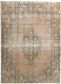 Vintage Heritage Rug 284X386 Authentic  Modern Handknotted Light Brown/Light Grey Large (Wool, Persia/Iran)