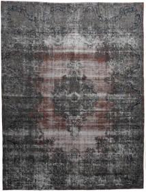 Vintage Heritage Rug 301X397 Authentic  Modern Handknotted Dark Grey/Black Large (Wool, Persia/Iran)