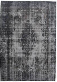 Vintage Heritage Rug 275X392 Authentic  Modern Handknotted Dark Grey/Light Purple Large (Wool, Persia/Iran)