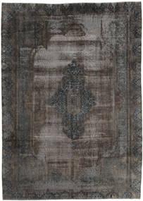 Vintage Heritage Rug 258X360 Authentic  Modern Handknotted Dark Grey Large (Wool, Persia/Iran)