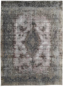 Vintage Heritage Rug 292X401 Authentic  Modern Handknotted Dark Grey/Light Grey Large (Wool, Persia/Iran)