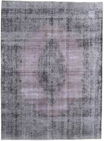 Vintage Heritage Rug 286X392 Authentic  Modern Handknotted Light Grey/Dark Grey Large (Wool, Persia/Iran)
