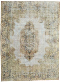 Vintage Heritage Rug 291X396 Authentic  Modern Handknotted Light Grey/Olive Green Large (Wool, Persia/Iran)