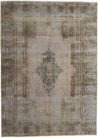 Vintage Heritage Rug 288X402 Authentic  Modern Handknotted Light Brown/Dark Grey Large (Wool, Persia/Iran)
