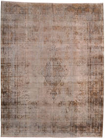 Vintage Heritage Rug 301X392 Authentic  Modern Handknotted Light Brown/Brown Large (Wool, Persia/Iran)