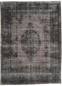 Vintage Heritage Rug 290X395 Authentic  Modern Handknotted Dark Grey Large (Wool, Persia/Iran)