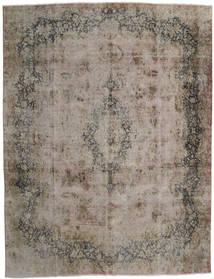 Vintage Heritage Rug 296X388 Authentic  Modern Handknotted Light Brown/Light Grey Large (Wool, Persia/Iran)
