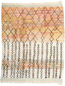 Berber Moroccan - Mid Atlas Alfombra 281X341 Moderna Hecha A Mano Beige/Marrón Claro Grande (Lana, Marruecos)