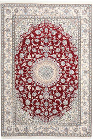 Nain 9La Rug 249X360 Authentic  Oriental Handknotted (Wool/Silk, Persia/Iran)