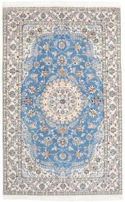 Nain 9La Matta 158X250 Äkta Orientalisk Handknuten (Ull/Silke, Persien/Iran)