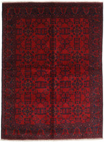 Afghan Khal Mohammadi Rug 174X234 Authentic Oriental Handknotted Dark Red/Crimson Red (Wool, Afghanistan)