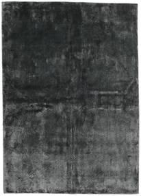 Viskoosi Moderni Matto 175X242 Moderni Käsinsolmittu Tumma Turkoosi/Tummanvihreä ( Intia)