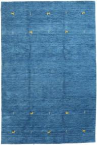 Gabbeh Loom Alfombra 190X290 Moderna Hecha A Mano Azul/Azul Claro (Lana, India)