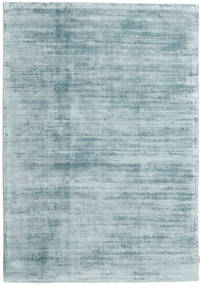 Tribeca - Secondary Rug 160X230 Authentic  Modern Handknotted Light Blue ( India)