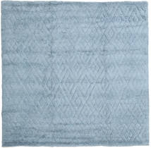 Soho Soft - Secondary Rug 250X250 Modern Square Light Blue/Blue Large (Wool, India)