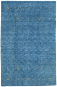 Gabbeh Loom - Secondary Rug 190X290 Modern Blue/Light Blue (Wool, India)