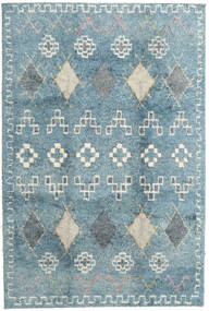 Zaurac - Secondary Rug 200X300 Authentic  Modern Handknotted Light Blue/Light Grey (Wool, India)
