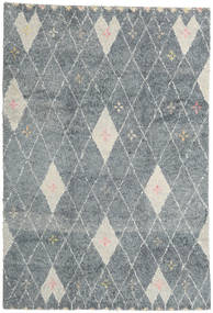 Hatsya - Secondary Rug 200X300 Authentic  Modern Handknotted Light Grey/Blue (Wool, India)