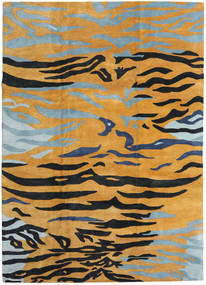 Love Tiger - Secondary Rug 250X350 Modern Light Brown/Black Large ( India)