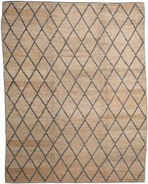 Serena Jute - 二級品 絨毯 300X400 モダン 手織り 薄茶色/濃い茶色 大きな ( インド)