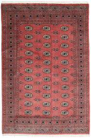Pakistan Bokhara 3Ply Rug 165X245 Authentic  Oriental Handknotted Dark Red/Rust Red (Wool, Pakistan)