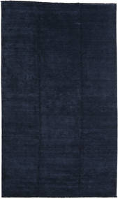 Handloom Fringes - Secondary Rug 300X500 Authentic  Modern Handknotted Dark Blue Large (Wool, India)